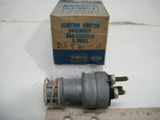 NOS Genuine Ford 1953 54 55 F100 Pickup 52 53 Mercury Monterey Ignition Switch