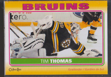 2012-13 O-Pee-Chee Stickers #S-8: Tim Thomas