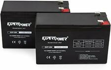 12V 9Ah SLA Backup Battery for APC, UPS, XS1500 ; replaces PS-1290 and RBC5 -2PK