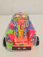 DIY 40 Pc Building Block Car Case Holder Kids Toy