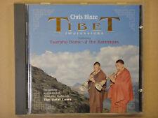CHRIS HINZE - TIBET IMPRESSIONS feat.TSURPU HOME OF THE KARMAPAS