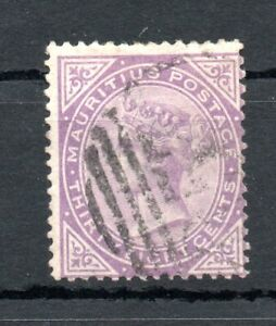 MAURITIUS , 1879 , very scarce CLASSIC  38 cents , USED