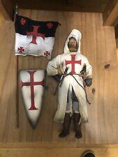 """12"""" CUSTOM Knights Templar"""
