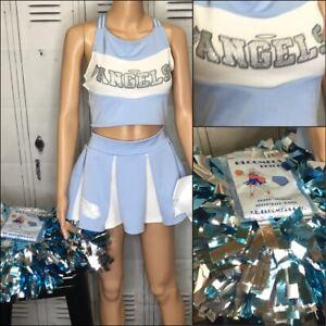 Cheerleading Uniform dolls kill cheerleading costume Angels Adult L