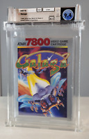 Galaga - Graded Wata 9.4 Sealed A++ Atari 7800 1986 USA