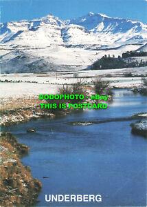 L154818 Underberg. Rosspics. Postcard