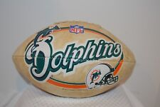 Miami Dolphins NFL Leather Composite Football Limited Edition FREE SHIPPING!