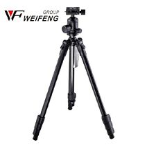 NEW WEIFENG WF-531BT Ball head camera tripod for Canon Nikon Sony