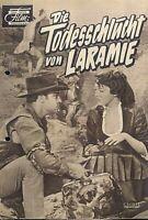 """Das neue Film-Programm """" Die Todesschlucht von Laramie """""""