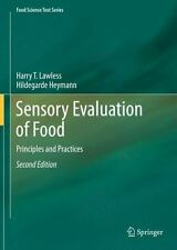 Sensory Evaluation Of Food: Principles And Practices (food Science Text Serie...