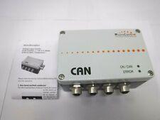 Microcontrol Gmbh Can4ti Box Thermal Data Acquisition Module New