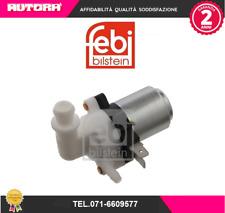 14502-G Pompa acqua lavaggio, Pulizia cristalli Fiat-Peugeot (FEBI)