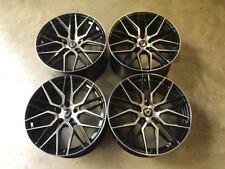 """20"""" Cades HERA Alloy Wheels - JET BLACK POLISHED - BMW F30 F31 F32 F33 4 Series"""