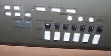 Yamaha YPG635/DGX630 Digital Keyboard/Piano Left Control Panel Parts