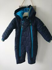 640c7f945 Baker baby boy snowsuit 9-12 months great condition