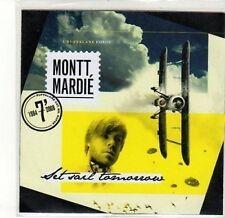 (CA799) Montt Mardie, Set Sail Tomorrow - 2008 DJ CD