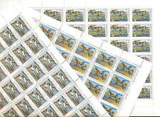 USSR 1990...n°YT 5761-63 MNH **  54€...DUCK CONSERVATION...(3 SHEETS)