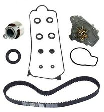 Honda Civic 88-91 1.6L D16A6 Timing Belt Water Pump Valve Cover Gasket Kit OEM