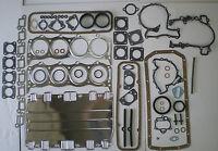 FULL ENGINE HEAD GASKET SET RANGE ROVER CLASSIC LANDROVER MGB 3.5 V8 3500 CARB