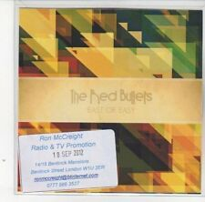 (DL327) The Red Bullets, East of Easy - 2012 DJ CD