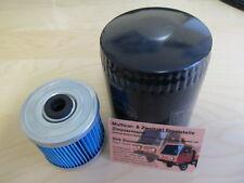 Filterset 2 teilig Multicar M24 M25 Ölfilter Dieselfilter ( Kraftstofffilter )