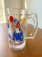 Vintage 1987 Spuds MacKenzie Beer Bud Light Mug, Anheuser Busch