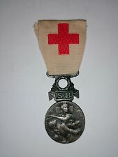 medaille croix rouge 1864/1866 S.B