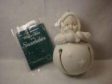 Dept. 56 Snowbabies One Little Candle Jinglebaby Ornament