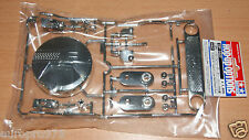 Tamiya 54627 Toyota FJ Cruiser Metal Plated H Parts CC-01/CC01/CR-01/CR01), NIP