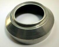 Enteco Wide angle Series 7 VII 54mm OD threads lens hood shade metal