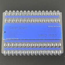 Accessoires et outils de nail art transparente en plastique