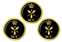 Mer Cadets SCC Marine Ingénierie Badge Marqueurs de Balles de Golf