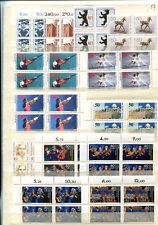 Berlin ** -  Jahrg. 1988 ** - 4er Block - KW 268,-- €   ( 40168 )