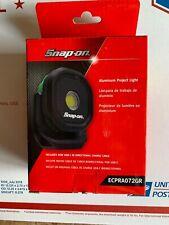 Snap-on 700 lumen Rechargeable Project Light. Aluminum Build. Green