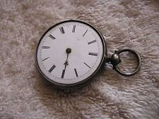Antique Cylindre N2490 Women's Ladies Pocket Watch Keyword