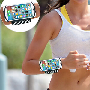 WANPOOL Sporting Wristband / Forearm Band Phone Holder for 4.5 - 6 Inch phones