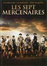 Les Sept Mercenaires (Yul Brynner, Steve McQueen, Charles Bronson) - DVD