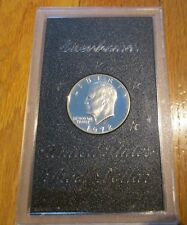 1972 U.S. Mint Eisenhower Dollar Proof 40 % Silver Ike Dollar Original Plastic