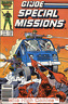 GI JOE SPECIAL MISSIONS (1986 Series) #3 NEWSSTAND Fine Comics Book