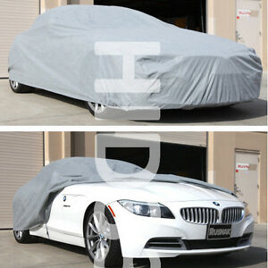 2014 2015 2016 2017 2018 2019 BMW 740i 750i Breathable Car Cover