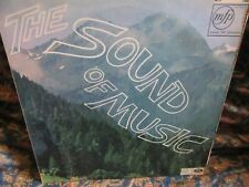 """The Sound of Music"" UK Vinyl LP-MFP 1007"