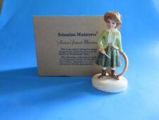 "Vintage Sebastian Miniatures ""Games in Springtime� 1953"