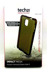 10 x Tech21 D30 Impact Mesh Cover Case For Samsung Galaxy Note 3 Clear Smokey