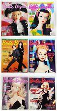 Barbie Bazaar The Barbie Collector's Magazine Lot Of 6 (6)