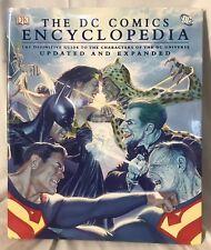 The DC Comics Encyclopedia by Robert Greenburger, Dorling Kindersley Publishing…