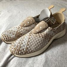 Nike Air Woven Sand UK 11 US 12 htm chukka footscape
