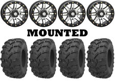 Kit 4 Kenda Bearclaw EVO K592 26x9-14/26x11-14 on STI HD9 Beadlock Machined TER