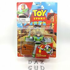 1996 Toy Story Buzz Lightyear Karate Chop Action Figure VTG Disney ThinkWay NEW
