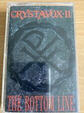 Crystavov 2 cassette The Bottom Line