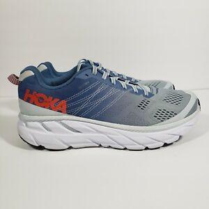 Hoka One One Clifton 6 Womens Size 10.5  Premium Cushioned Running Shoes